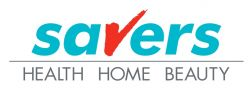 Logo for SAVERS